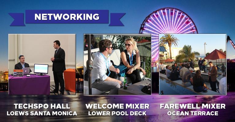 TECHSPO Los Angeles Networking