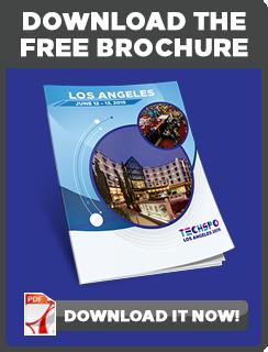 Download TECHSPO Los Angeles 2020 Brochure